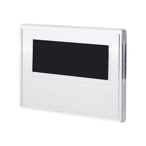 Frame - rectangular acrylic magnet