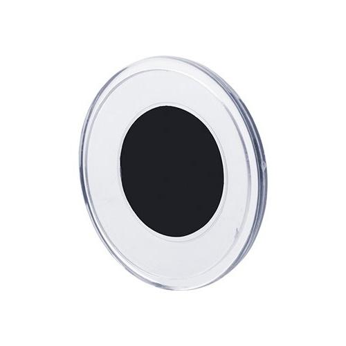 Frame - round acrylic magnet