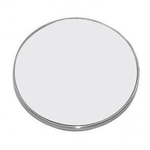 Sublimation metal fridge magnet - round