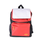 Backpack with white area for sublimation