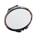 Metal mirror for sublimation - oval