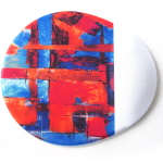 Mouse pad with wrist rest for sublimation - 10 pieces