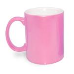 Glossy metallic sublimation mug