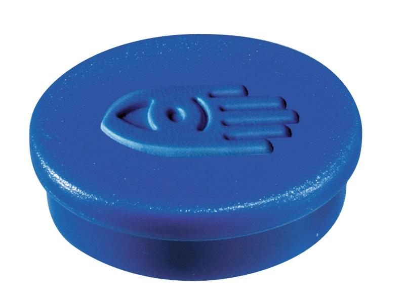 Blue circle magnets