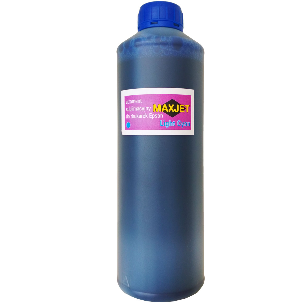 Sublimation ink for Epson printers 1 kg cyan light