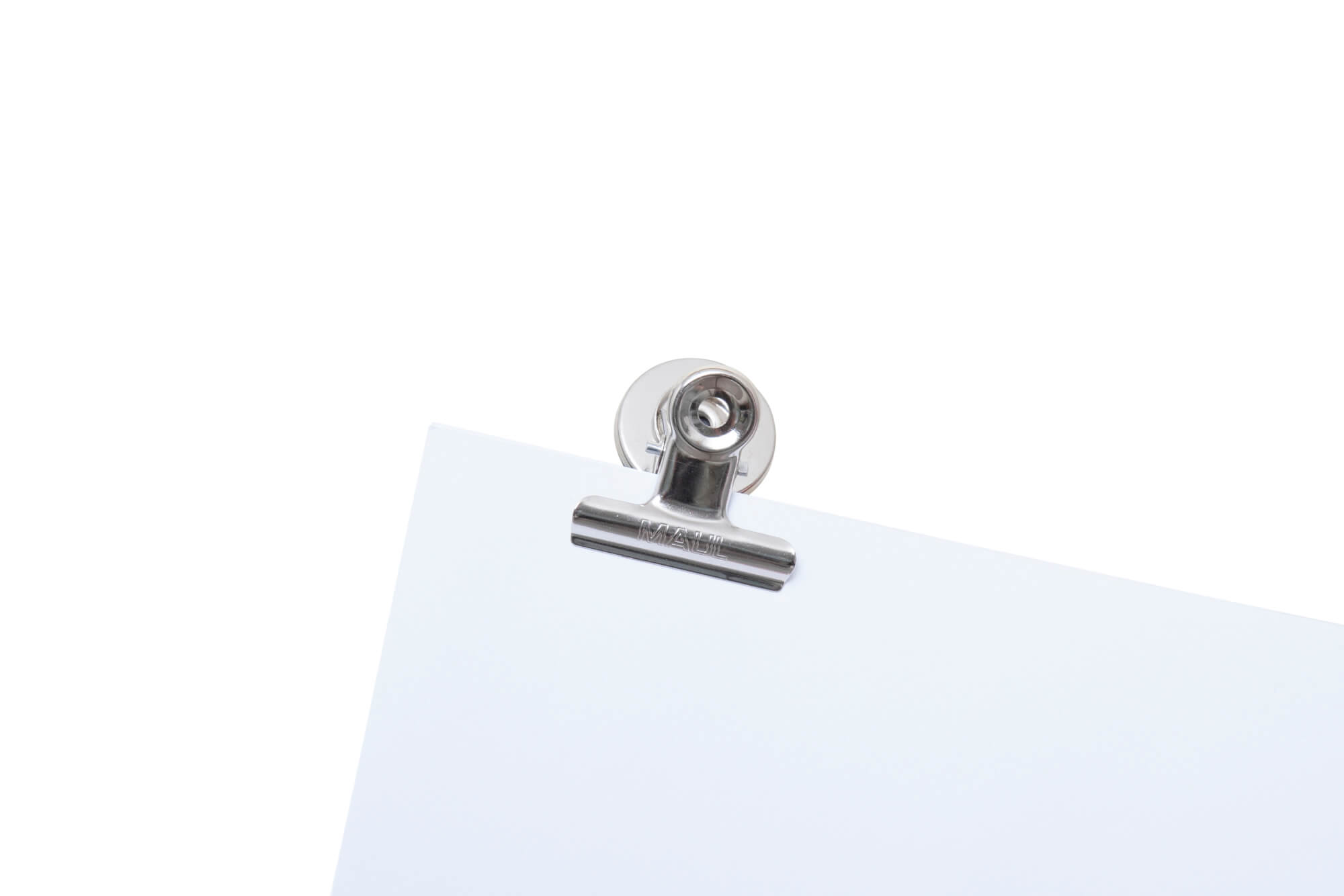 Letter clips with magnet - 2 pcs