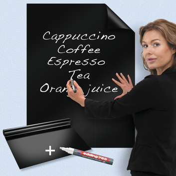 Magic-Chart blackboard