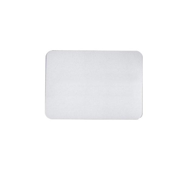 Fridge magnet for sublimation - rectangle - 25 pieces