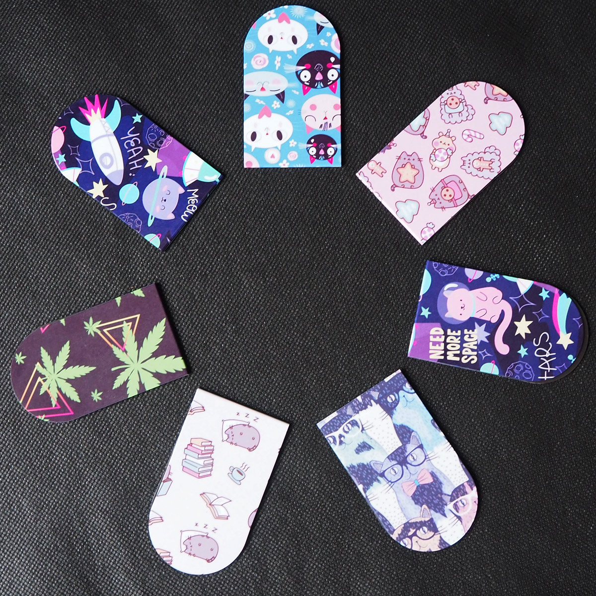 Bookmark for sublimation - 25 pieces