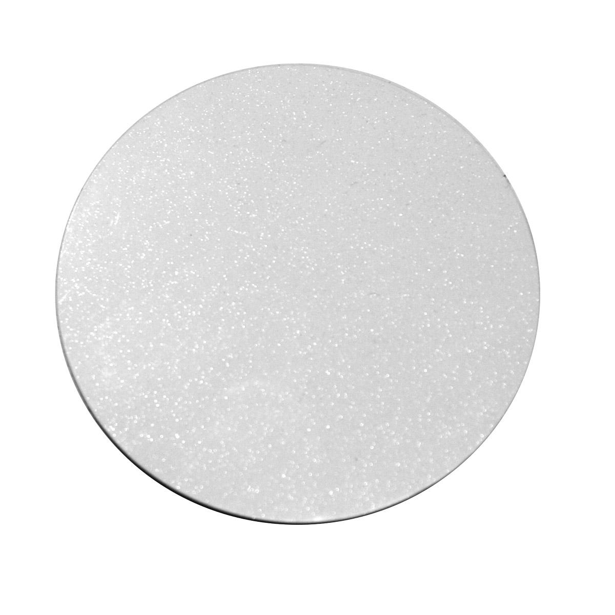 Fridge magnet for sublimation - round - 25 pieces