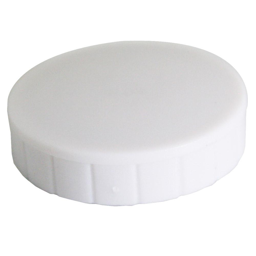 White circle magnets