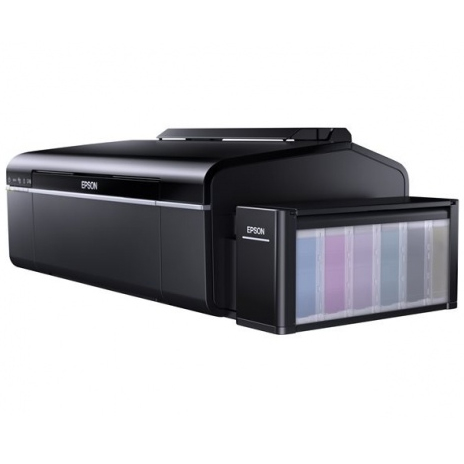 Epson L805 printer for sublimation in set with additional accessories