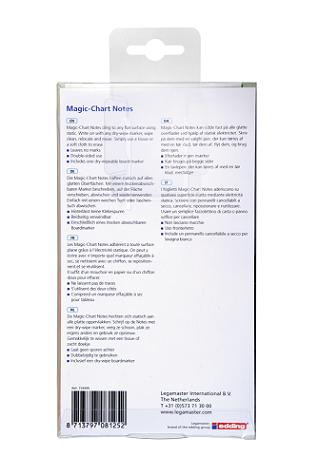 Magic-Chart Notes