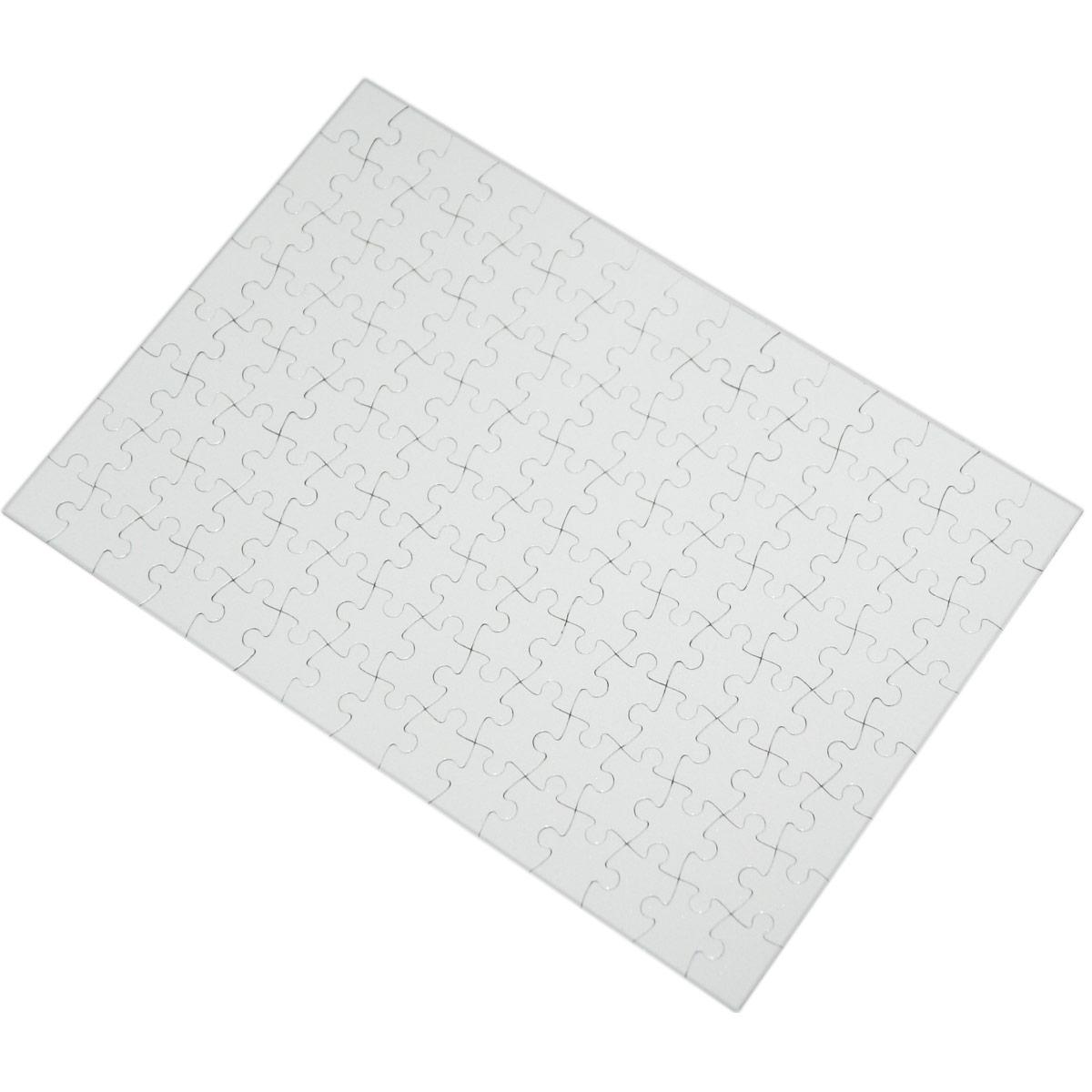 Magnetic puzzles for sublimation 126 elements
