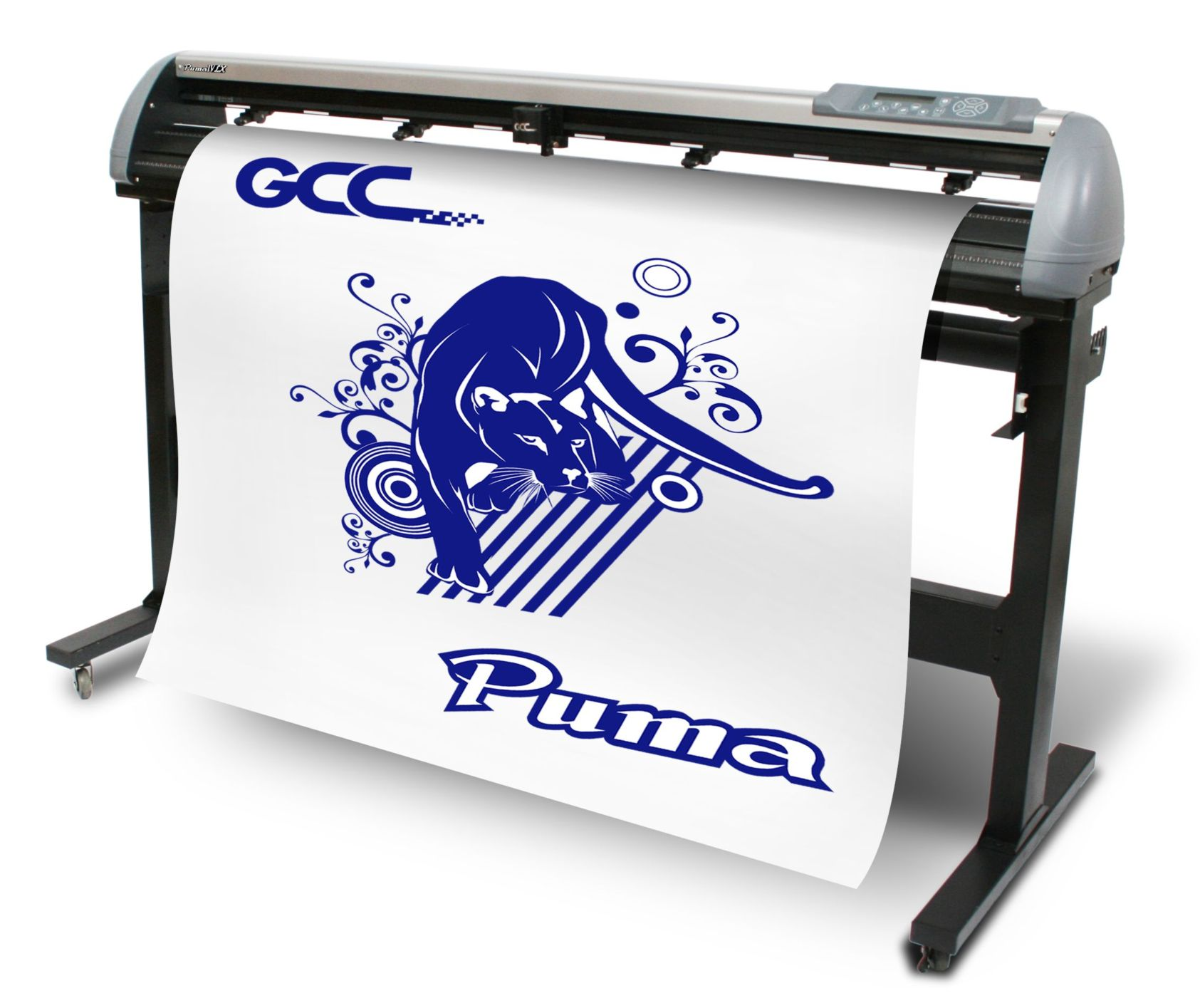 Cutting plotter PUMA IV-60 LX