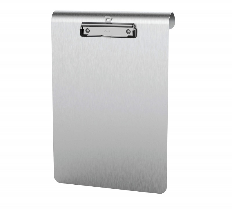 Aluminium clipboard MAULmedic