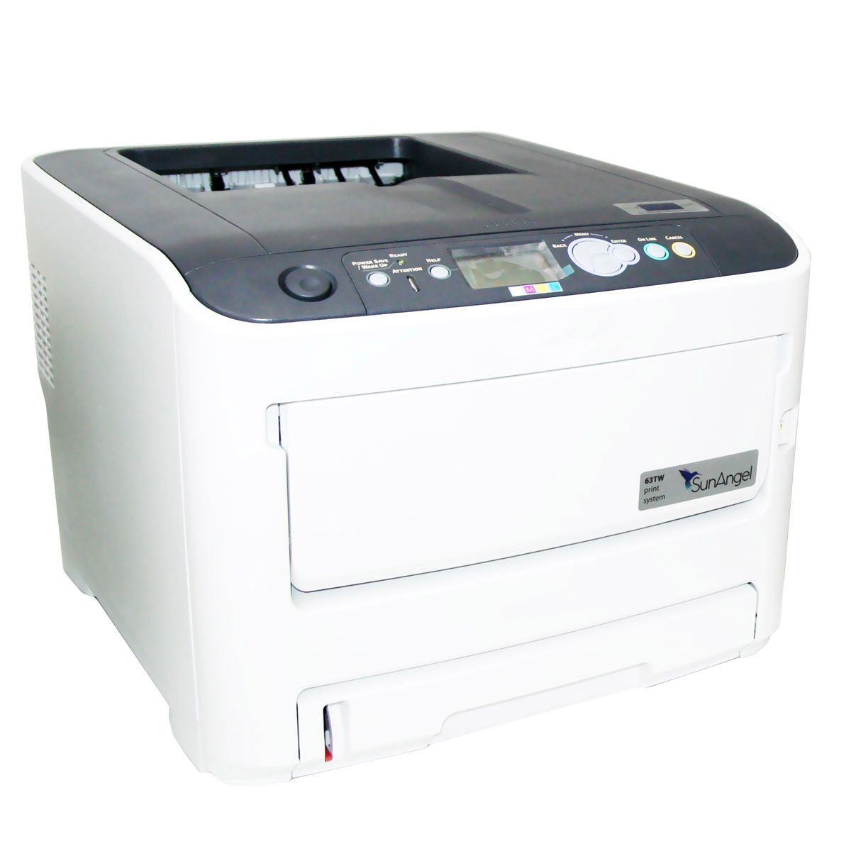 63TW printer with pRIP software Dimension: A4