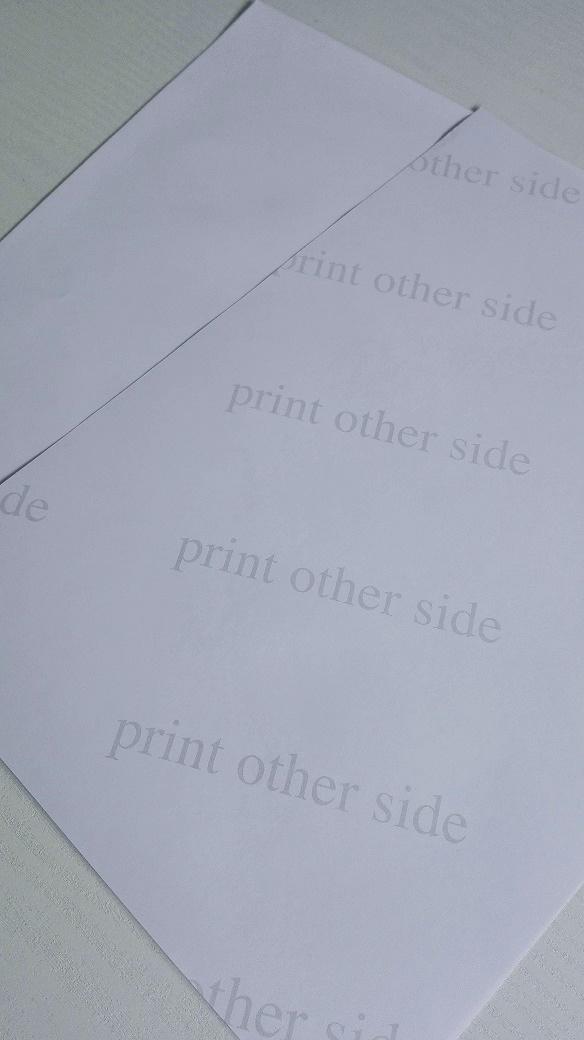 FC SHOPPER without background - Transfer paper for light textiles for laser printers