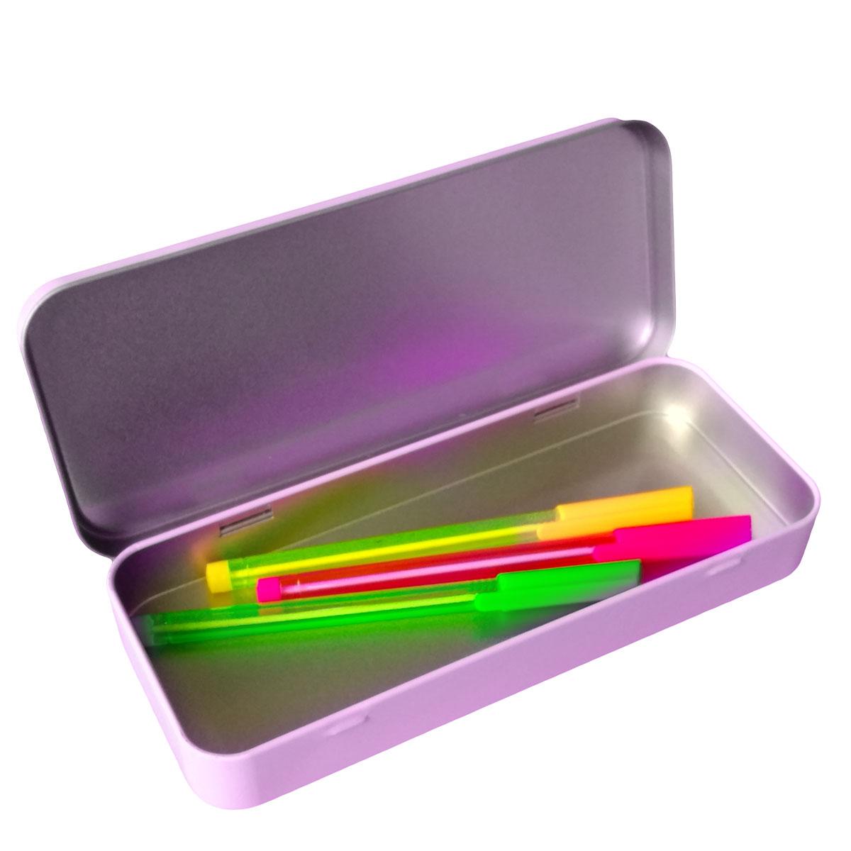 Metal pencil case for sublimation