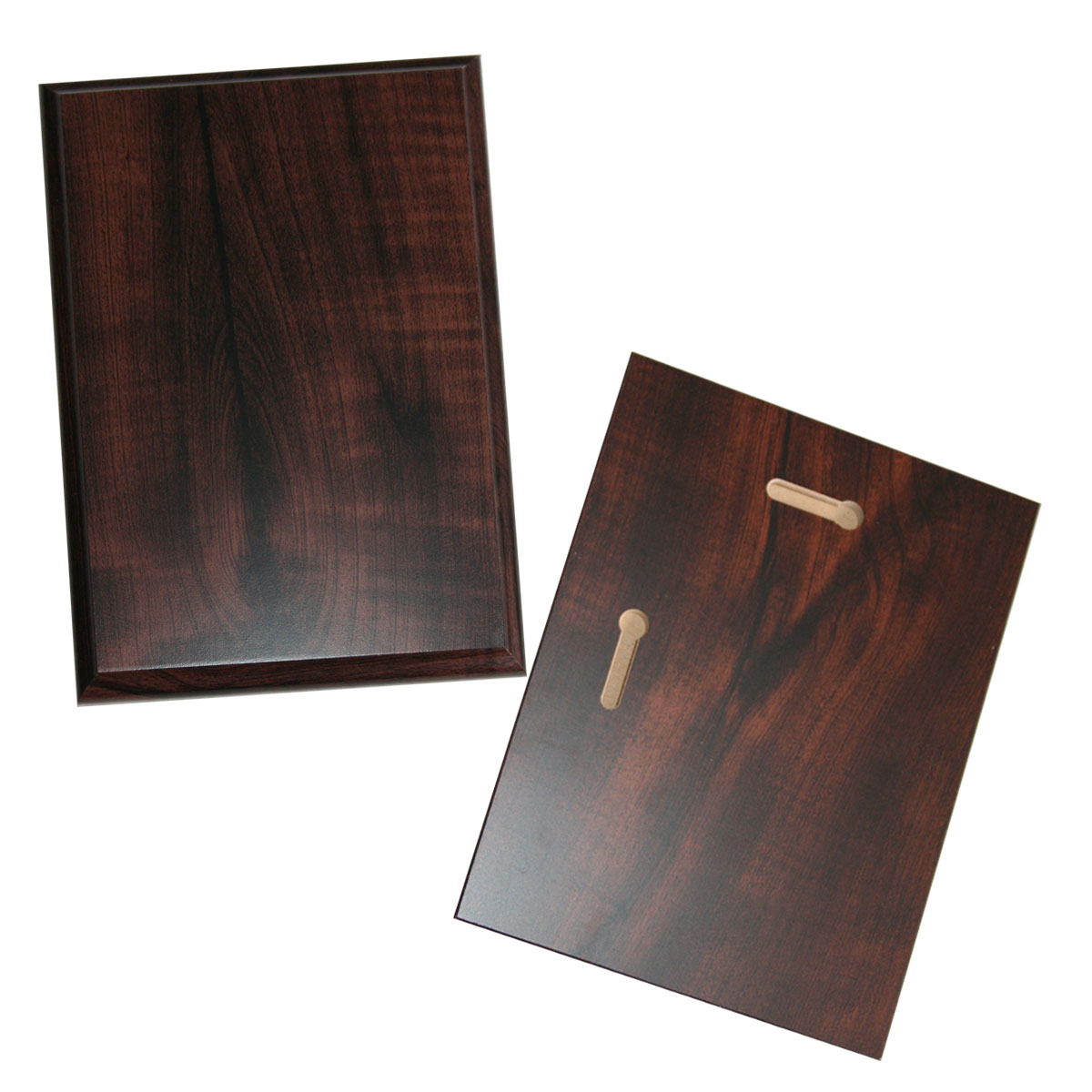 Wood base for metal for sublimation printout