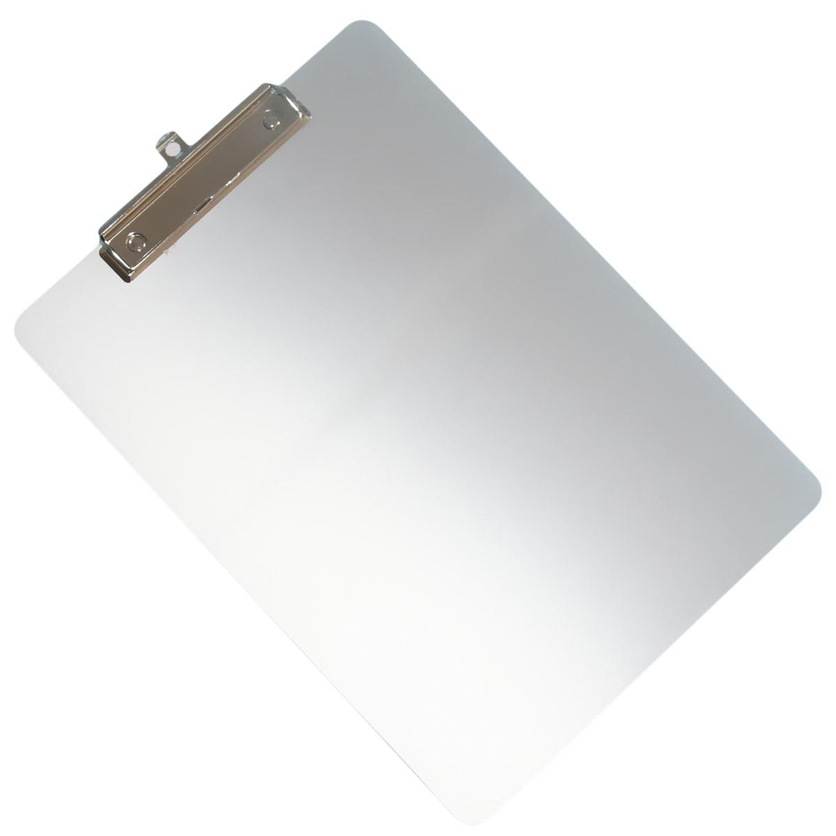 Aluminium clipboard for sublimation