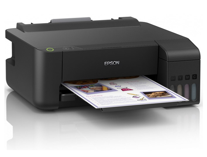 Epson EcoTank L 1110 printer for sublimation in set with additional accessories