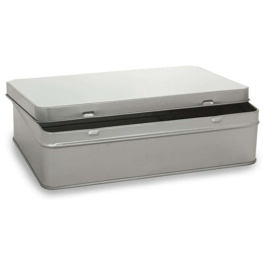 Metal box for sublimation - rectangular