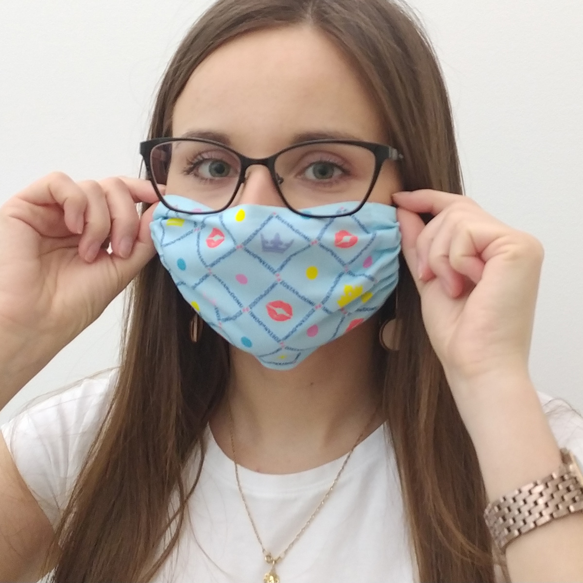 Face protection mask - 5 pieces