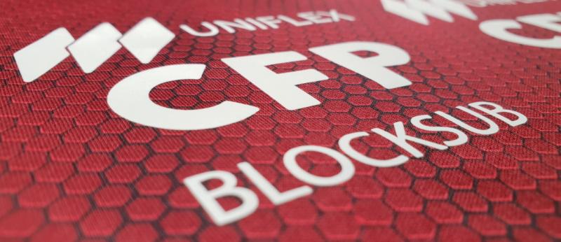 UniFlex Quick Blocksub film
