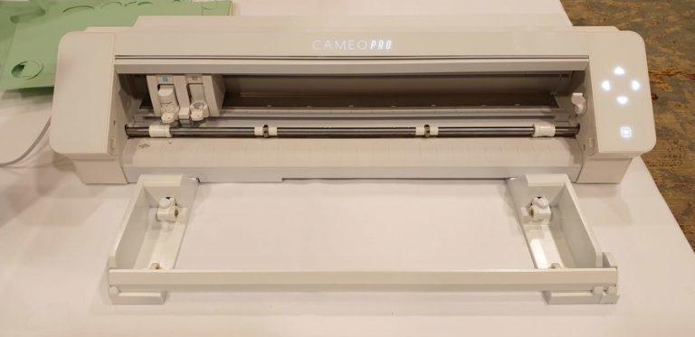 Cutting plotter - Silhouette Cameo 4 Pro