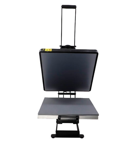Galaxy Auto Open Slider 40x50 - transfer press for flat surface, automatic opening