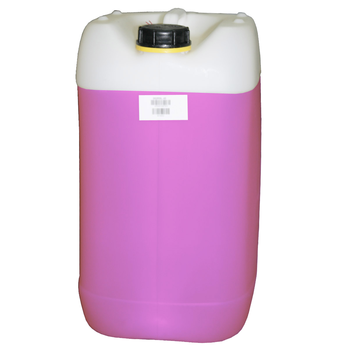 Cleaning fluid for print heads - pink, outside