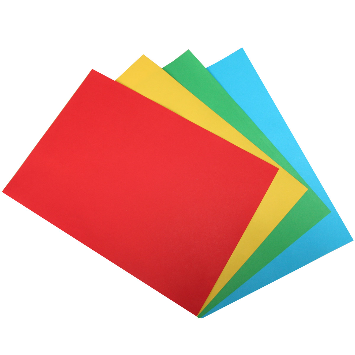 Self-adhesive paper for all types of printers